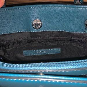 ✨ Nine West® Teal Handbag w/ Shoulder Strap✨